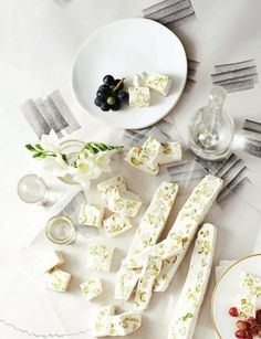 Sweet Paul's White Nougat with Pistachios - Winter 2013 - Page 113