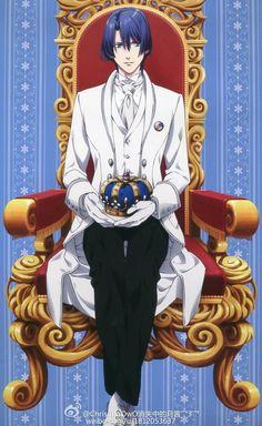 Uta no prince sama  Masato Hijirikawa