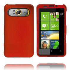 Defender (Rød) HTC HD7 Deksel