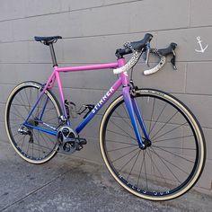 Beautiful Stinner build from a few weeks back. Baby Bike, Bike Frame, Bmx, Bicycle, Studio, Bike Ideas, Instagram Posts, Frames, Colour