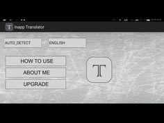 Inapp Translator -- Flotante entre 45 Idiomas - para cualquier celular y...