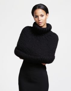 Ring My Bell Cape - Wool and The Gang