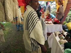 Ethiopian Cotton Cardigan