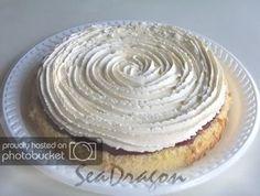 Feather-Light Sponge Cake with Jam & Cream – Corner Café Sponge Recipe, Sponge Cake Recipes, Tall Cakes, Round Cakes, Cooking Ingredients, Cake Ingredients, Strawberry Cakes, Cake Decorating Techniques, Cake Tins