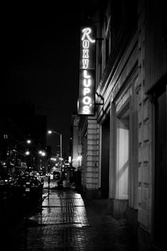 Lupo's in Providence
