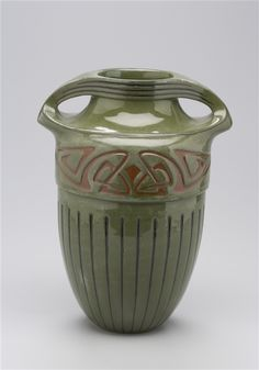 Vase  Henry van de Velde (Belgian, 1863-1957)  Date 1903  DIA ceramic collection