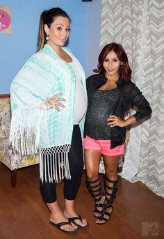 Jennifer Farley Baby Bump
