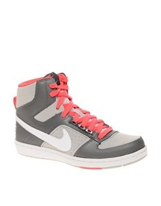 Nike Delta Lite Mid Sneakers...  I've got these in red & light grey...  LOVE