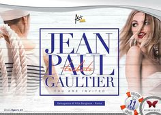 S T A S E R A  ART CAFE presents  JEAN PAUL GAULTIER TRIBUTE   3934786744 #Events4me - http://ift.tt/1HQJd81