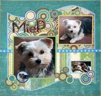 A Project by bear@pea from our Scrapbooking Gallery originally submitted 05/10/12 at 02:39 PM