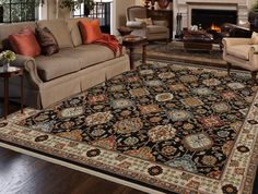 We have the top 8 mistakes people make that will cause your area rug to dull and deteriorate prematurely.