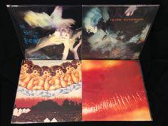 THE CURE Original 1980s Vinyl Lot!! Japanese Whispers, Kiss Me, Disintegration +