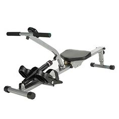 HWOEK Home Rowing Machine Foldable, Adjustable 12 Hydraulic Resistance, Multi-Functional Computer, Double Track, Max User Weight 150 Kg, Safety Tested ✔ Perfect fitness exercise: This... Home Rowing Machine, Rowing Machines, Workout Machines, Foot Pads, At Home Gym, Workout Wear, At Home Workouts, Safety, Track