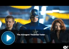 The Avengers movie trailer - #movies #avengers
