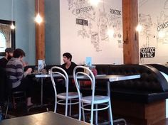 coffee shop auckland airport image - Google Search Cafe House, Coffee Shop, Conference Room, Auckland, Table, Furniture, Google Search, Image, Home Decor
