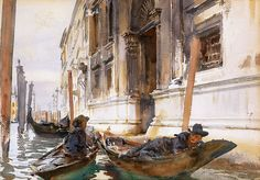 Image Detail for - Sargent Gondoliers Siesta (wikipedia)