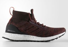 082df9d6209a5 adidas Ultra Boost ATR Mid Burgundy Official Images S82035