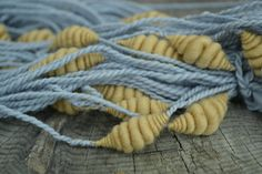 Clouds and sunshine from bluecocoonyarn on etsy