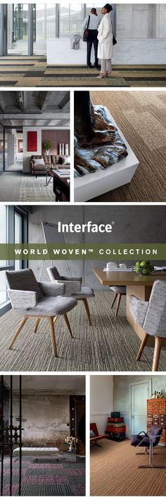 A first look at our new collection, World Woven, reveals vivid colors born of many hues, subtly blended. Designs that are made for corporate offices and public spaces. #WorldWoven