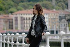 Chaqueta cuero. leather Jacket  Biker Perfecto Moto