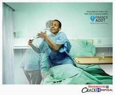 Be an organ donor!