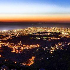 Good evening Beirut #LEBANON #لبنان Photo by Sacha Al Aref