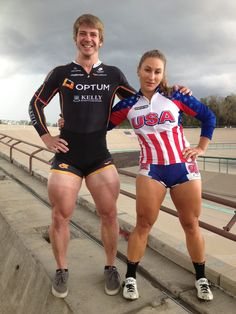 How to Get Quads Like These http://www.bicycling.com/training/bicycling-training/how-get-quads-these