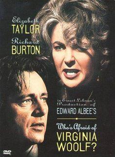 Who's Afraid of Virginia Woolf? (1966) -Director: Mike Nichols. Actors: Elizabeth Taylor: Martha · Richard Burton: George · George Segal: Nick · Sandy Dennis: Honey