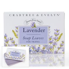 Travel Essential: Soap Leaves | POPSUGAR Fashion (Mine are Rosewater scented & were $4.00 plus Tax for a 20 pack) They dissolve in when washing. They are great if you have Aloe allergies like my household. Every place has Aloe in their liq. soap now it's a real pain but these are great if you can find them.