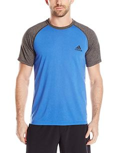 adidas Performance Men's Ultimate Short Sleeve Tee