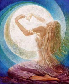 Circulo de mujeres de la Madre Tierra: Mi ciclo, Mis fases y la Luna....
