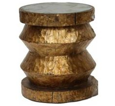 side tables and accent tables by Hazelnut New Orleans