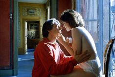 """""""Betty Blue"""" Jean-Jacques Beineix Director's cut - Adapted from the novel le matin"""" by Philippe Djian. Betty Blue, French Movies, Old Movies, Jean Hugues Anglade, Cinema France, Gulliver's Travels, Stupid Love, Film Inspiration, Movies"""