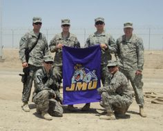 JMU-Army deployed