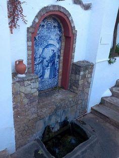Fonte de alte, Algarve