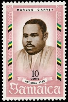 Post Colonial Jamaican stamp