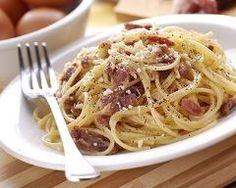 Les vraies carbonara italiennes