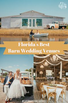 Ever After Farms located in Mims, FL. Florida's favorite wedding venues! Check out our Peach Barn for weddings of intimate weddings of 100 or less. Having a larger wedding? No problem, our Ever After Farms Blueberry Barn can host up to 200 guests. Florida Wedding Venues, Rustic Wedding Venues, Farm Wedding, Dream Wedding, Cute Wedding Ideas, Perfect Wedding, Wedding Stuff, Wedding Pictures, Vintage Wedding Photography
