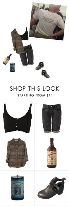 """""""the northern downpour sends its love"""" by cande827 ❤ liked on Polyvore featuring Forte Forte, Xirena and Topshop"""