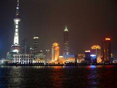 The New Shanghai, China