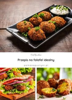 Falafel, Baked Potato, Grilling, Lunch Box, Food And Drink, Potatoes, Menu, Baking, Ethnic Recipes
