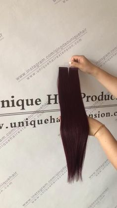 Our factory produce the highest quality tape in extensions with factory price, the hair very soft, tangle free no shedding, also have many tape in extensions ready to ship with different color, ship at once, no need to wait, also can do custom order. Many fashion color you can choose, also can produce your own color sample, just email us sales@uniquehairextension.com to get more details Qingdao Unique Hair Products Co.,Ltd. www.uniquehairextension.com sales@uniquehairextension.com +8613012555505 Tape In Hair Extensions, Qingdao, Light Brown Hair, Unique Hairstyles, Fashion Colours, Hair Highlights, Hair Products, Red Wine, Different Colors