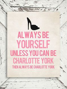 10 Signs You're Sex And The City's Charlotte York In Your Friends Circle!