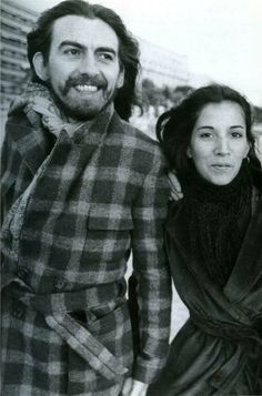 George and lovely Olivia