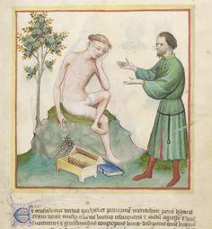 Prophéties sur les papes du XIVe et du XVe s. Date d'édition : 1401-1500 Type : manuscrit Langue : Latin