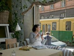 Very soon...Helsinki, Finland! Can't wait to be sipping coffee at a cafe like this
