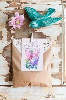 Kraft paper bag alternative to Easter baskets.