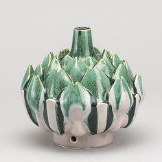 LAMPFOT, keramik, Rosa Ljung Torekov.