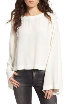 BP. Bell Sleeve Blouse available at #Nordstrom