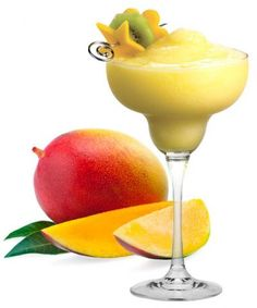 Mango Margarita...1 ¼ oz. tequila   ½ oz. Daily's Non-Alcoholic Triple Sec   2 oz. Daily's Mango Mix   2 oz. Daily's Margarita Mix   1 cup ice